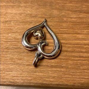 James Avery Jewelry - James Avery Joy my heart pendant